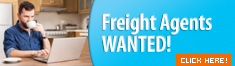 Freight Agents Wanted