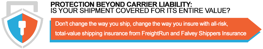 FrieghtRun Insurance